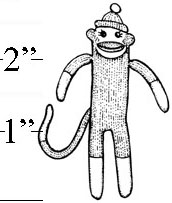 Big Sock Monkey