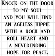 Knock on the Door